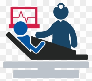 Hospital Admission Clipart - Admitted In Hospital Icon ...