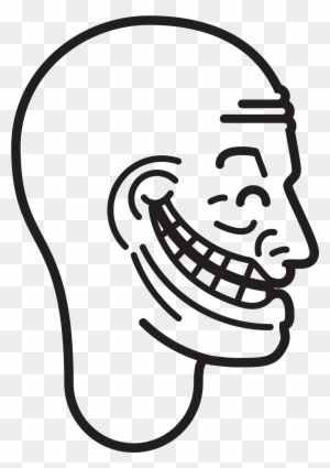Troll Face Clipart Download