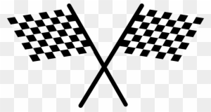 Checkered Racing Flags Clip Art Transparent PNG Clipart Images Free
