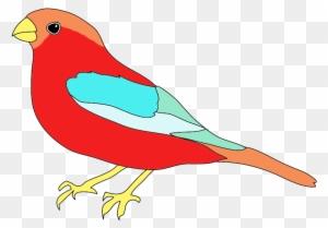 Colorful Set Of Flat Birds Vector Art & Graphics   freevector.com