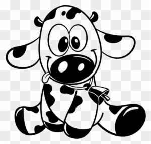 Cow Clipart Transparent Background Pencil And In Color