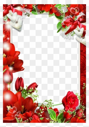 Frame Photo Png Free Download Love Frame Png Images Love Photo