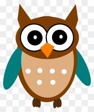 Owl By Bluefreenity Gambar Burung Hantu Animasi Free Transparent