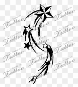 Marketplace Tattoo Posing Yoga Om Celtic Cross With Ribbon Tattoo
