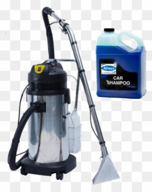 Car Shampoo Vacuum Cleaner Car Interior Cleaning Machine Png