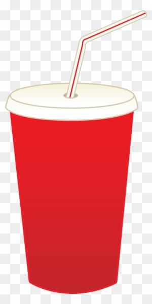 Clip Art Picture Soda Pop Cup Movie Drink Clip Art