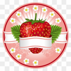 Fraise Png Strawberry Clipart Erdbeere Fragola Label Vector Free Transparent Png Clipart Images Download