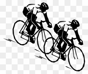 Racing Bicycle Clip Art Transparent Png Clipart Images Free