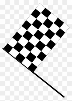 4210 Checkered Flag Border Clip Art Free Public Domain