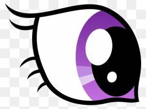Pony Clipart Eye Ojo De Unicornio