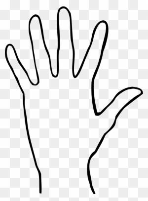 Free Hand Pattern Printable Download Free 7