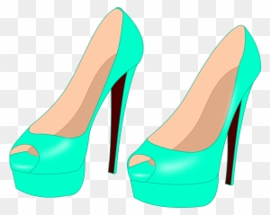 6ffadcc61e87 I Send You These New Svg Files - High Heel Shoes Clipart
