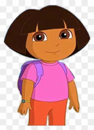 Elena Marquez Dora The Explorer Pointing Dora The Explorer Clipart