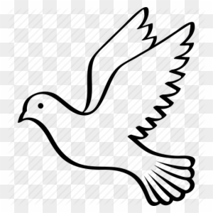 Awesome Flying Dove Clip Art Check Out The Immanuel Ucan Kus