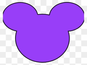Ears Clip Art Mickey Mouse Head Png Free Transparent Png Clipart