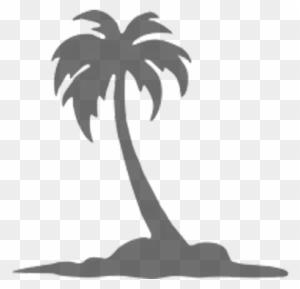 Palm Tree Line Drawing Beach Palm Tree Drawing Free Transparent