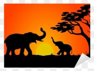 Elephant Family Clip Art at Clker.com - vector clip art online, royalty  free & public domain