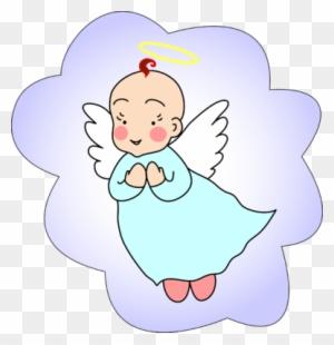 Baby angel wings png