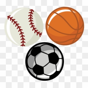 Soccer And Basketball Clipart, Transparent PNG Clipart