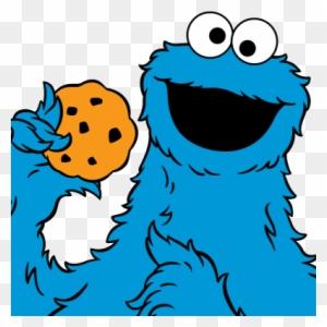 15+ Christmas Cookie Monster Cartoon Clipart