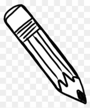 Pencil Sharpener Black White