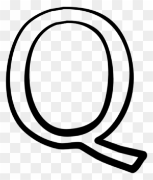 Red Letter Q Things With Letter Q Clipart 550 526 Letter Q Clipart
