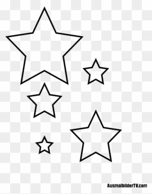 Bethlehem Star Template