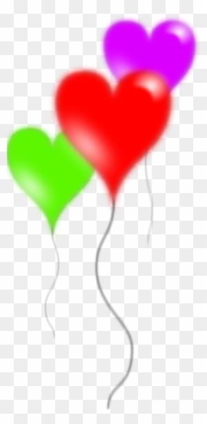 Clipart Pour La Saint Valentin Clipart Ballon Coeur Free Transparent Png Clipart Images Download