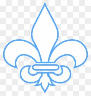 The French Canadian Version Of The Fleur De Lys Quebec Fleur De