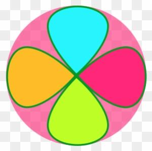 Flor Dibujo Color Png