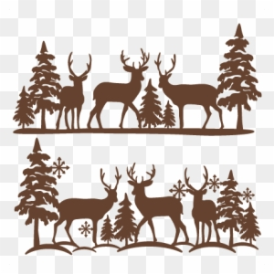 Cuts Of Meat On Deer Free Transparent Png Clipart Images Download