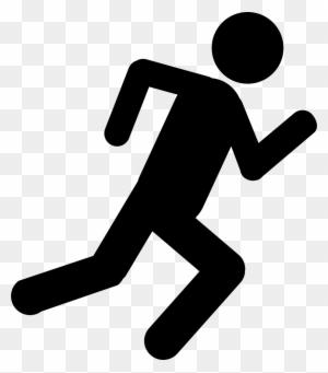 Stick Figure Running Drawing Clip Art Stickman Running Free