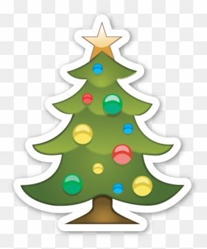 Christmas Christmas Tree Clip Art Simple Emoji Copy Christmas Tree Border Green Free Transparent Png Clipart Images Download