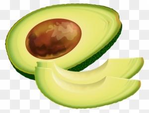 Vegetables Clipart Transparent Avocado Clip Art Free Free
