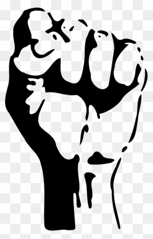 Raised Fist Clipart Transparent Png Clipart Images Free Download