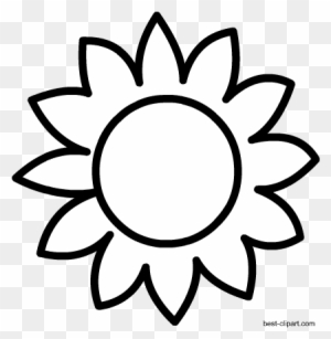 Free Black And White Sun, Download Free Clip Art, Free Clip Art on Clipart  Library