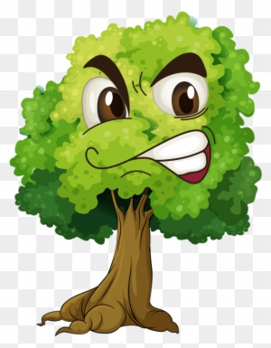 9 3 Cartoon Trees With Faces Free Transparent Png Clipart Images Download And any good friend is worth giving a special gift: 9 3 cartoon trees with faces free
