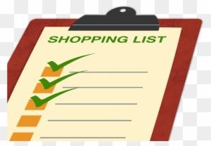 list 850188 shopping list