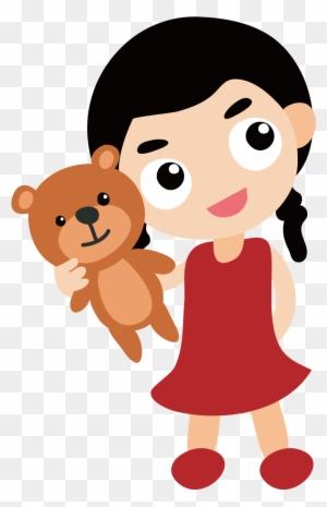 ded3eea530b0 Girl Child Clipart