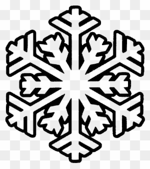 Winter Clipart Snowflake Euclidean Vector Free Transparent Png