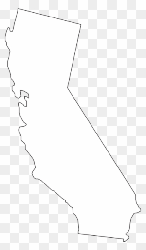 California Clip Art Red Png Png Images California Map Vector Png