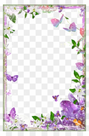 Page Border Design Hd Flower Flowers Healthy