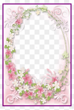 Gold Flower Frame Png Pic - Golden Frames Design Png - Free ...