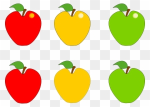 Red Apple Clipart Transparent Png Clipart Images Free Download Clipartmax