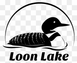 Loon Vector Free   AI, SVG and EPS