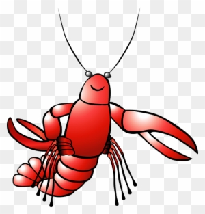 Lobster Clipart Shellfish - Lobster Clipart - Free Transparent PNG Clipart Images Download